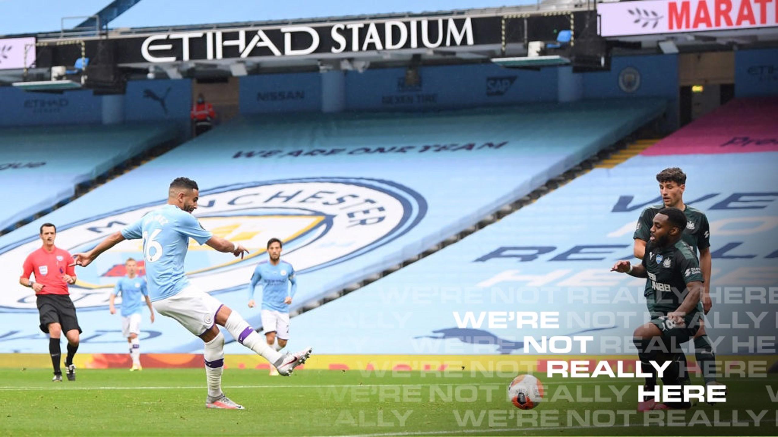 Gallery: Five-star City punish Newcastle