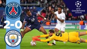 PSG 2-0 City: resumen