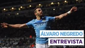 Entrevista a Álvaro Negredo