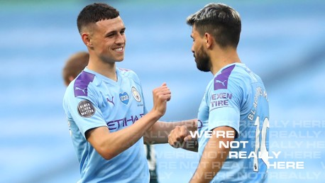 Begiristain: Foden becoming a top man for City