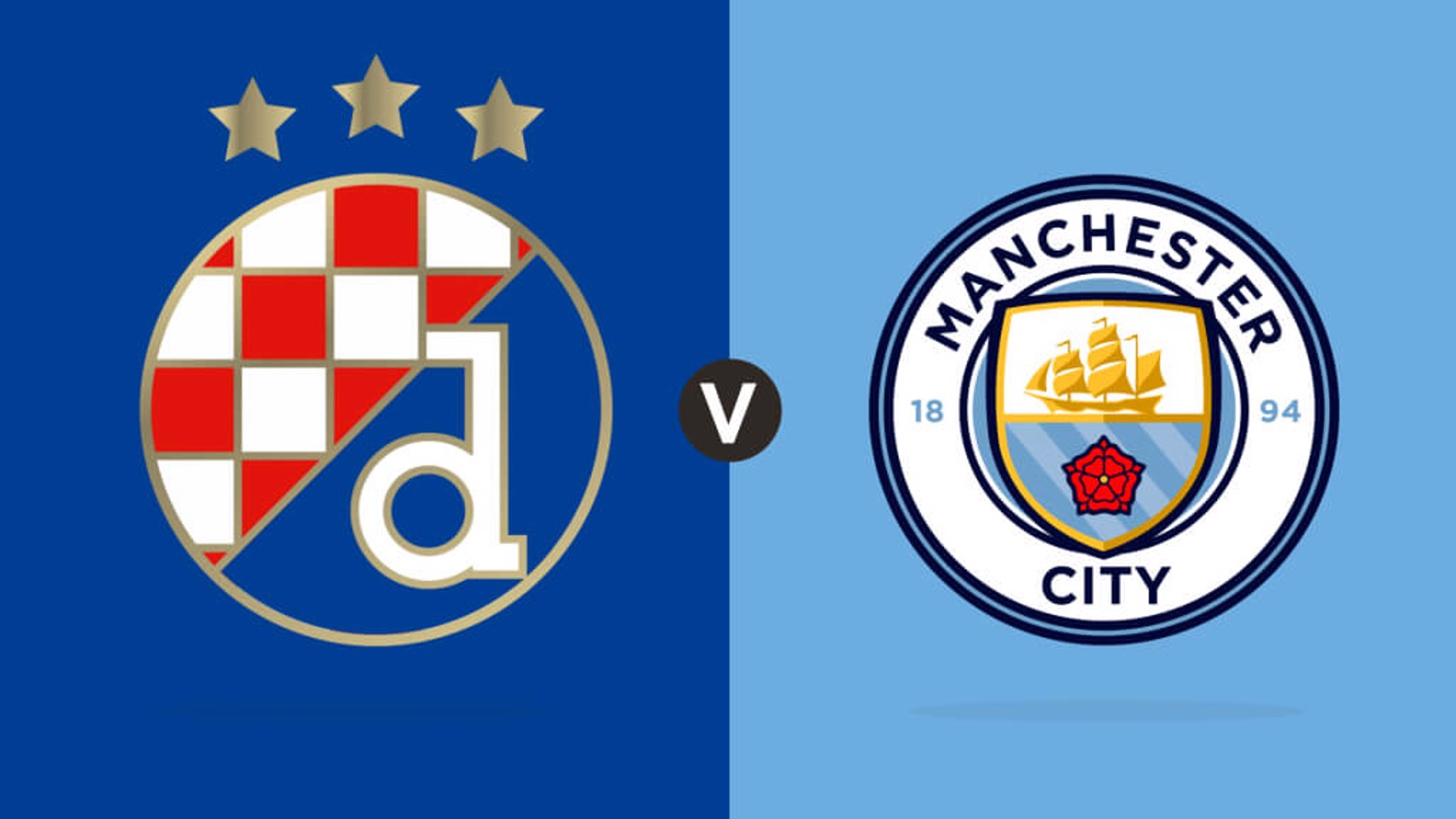 Dynamo Zagreb v Man City