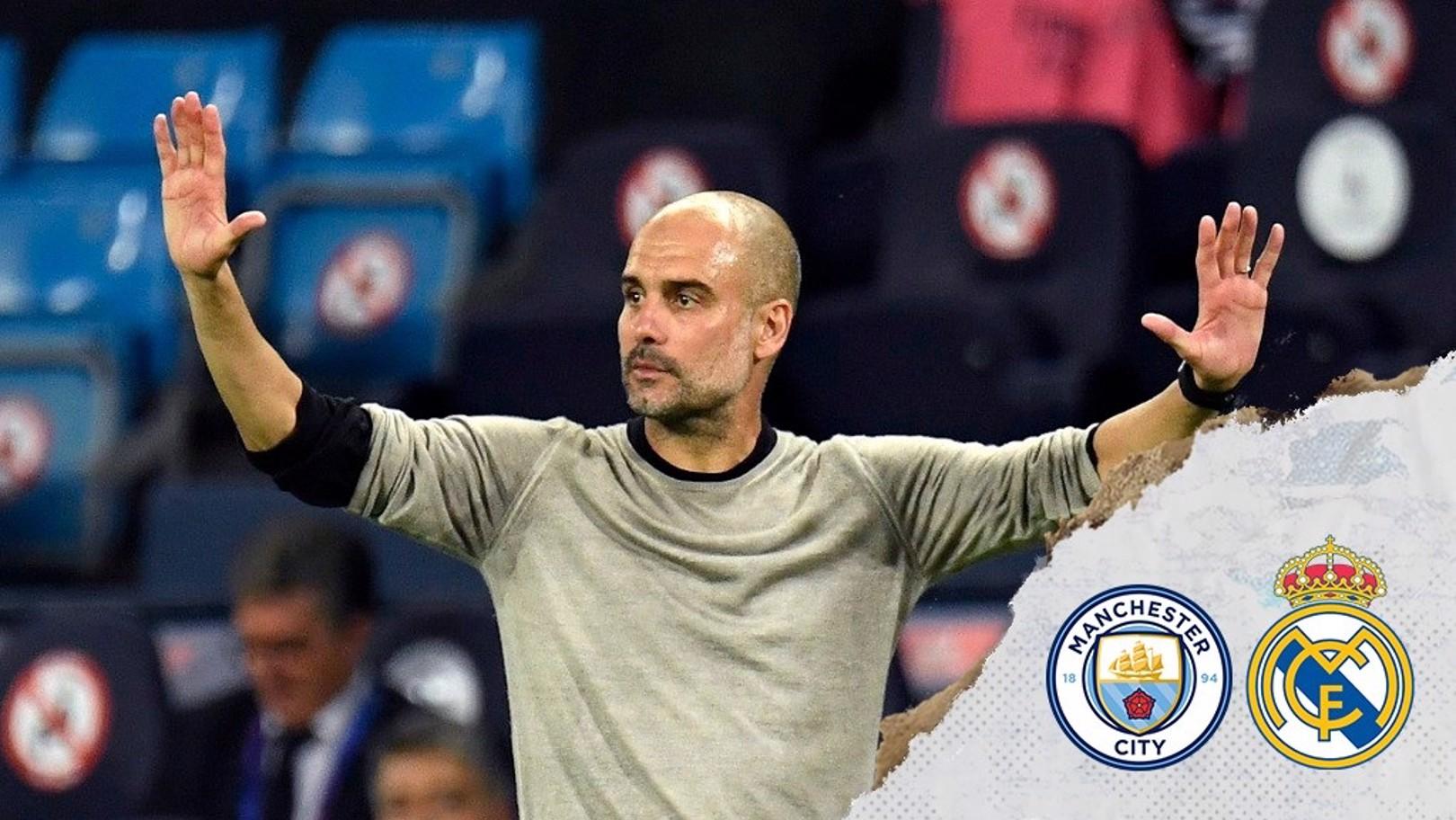بيب يكشف عن أهمية الفوز على ريال مدريد
