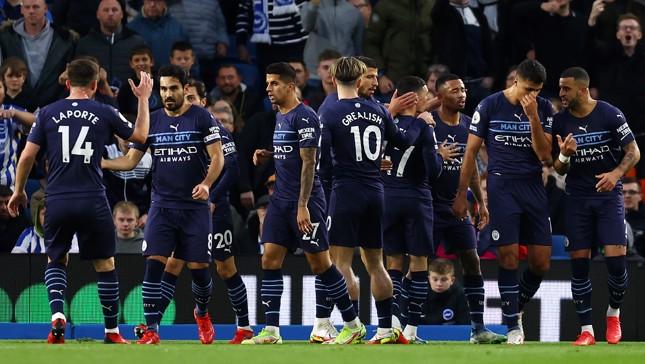 Gundogan: City's squad depth and flexibility is incredible