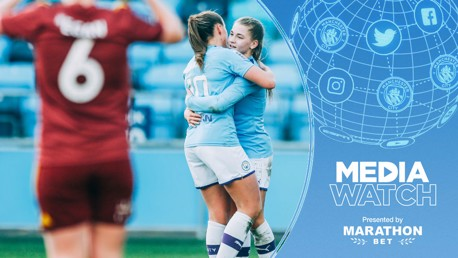 MEDIA WATCH: City's 10-0 win has seen us widely praised.