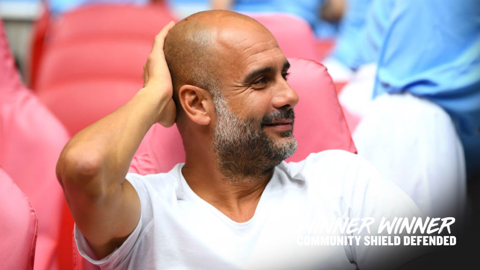 PEP: The boss expects a tougher title race than last season