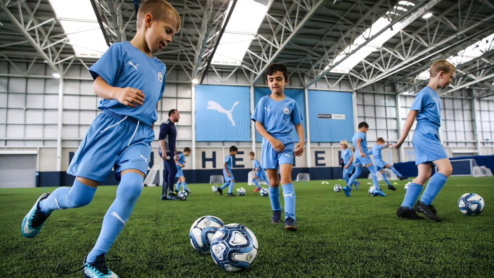Young Player Development Program goes from strength to strength