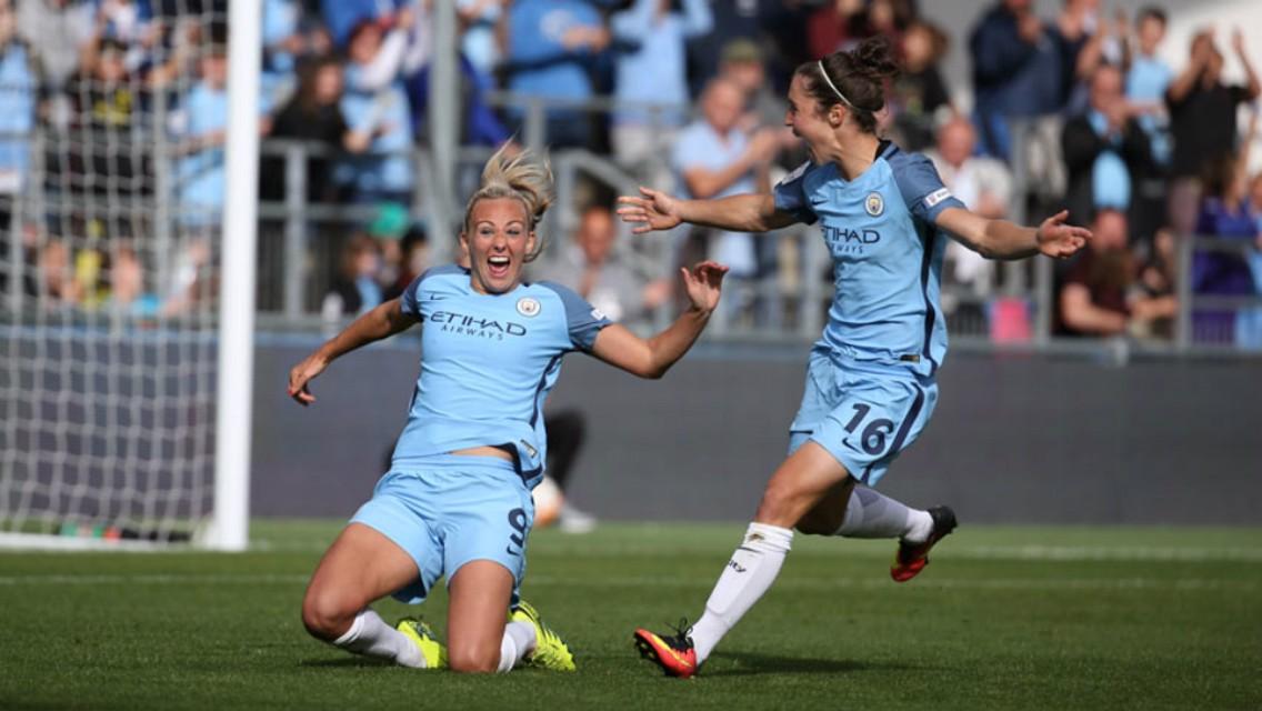 FA WSL Flashback: City 2-0 Chelsea