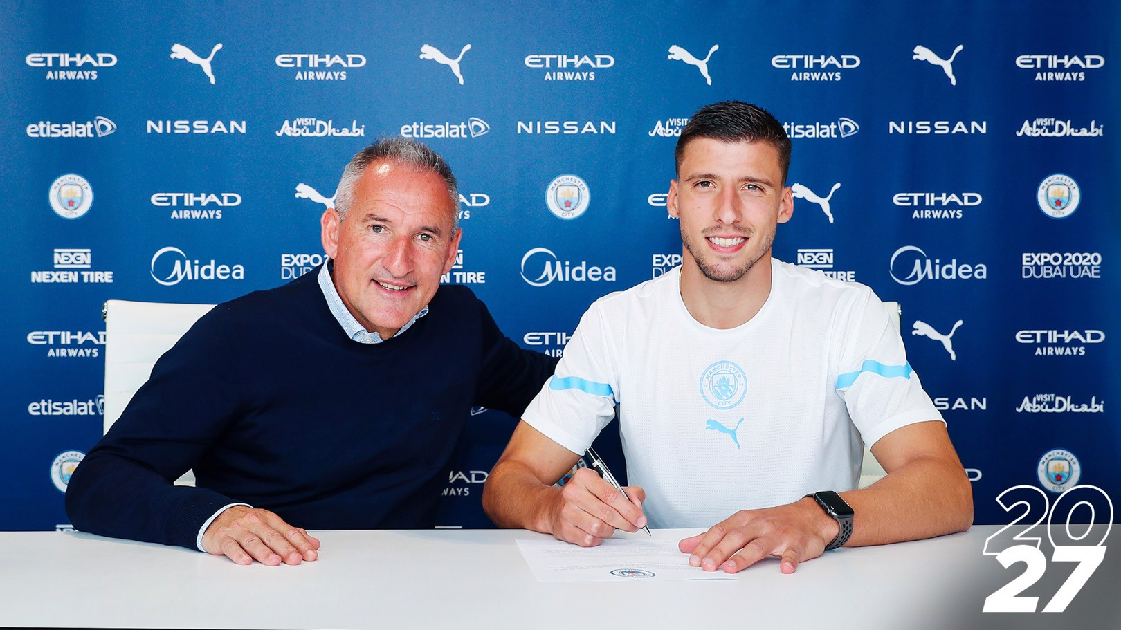 Dias signs new long-term deal