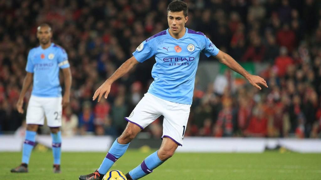 Rodri: City não pode tropeçar contra o Newcastle