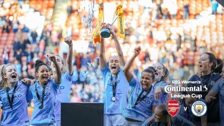 Final de la Continental Cup: resumen