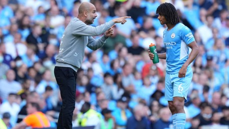 Guardiola: It's a joy to have versatile Ake in the City squad