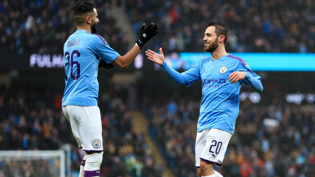 City cruise into FA Cup fifth round