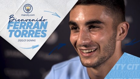 Ferran Torres: David Silva an inspiration