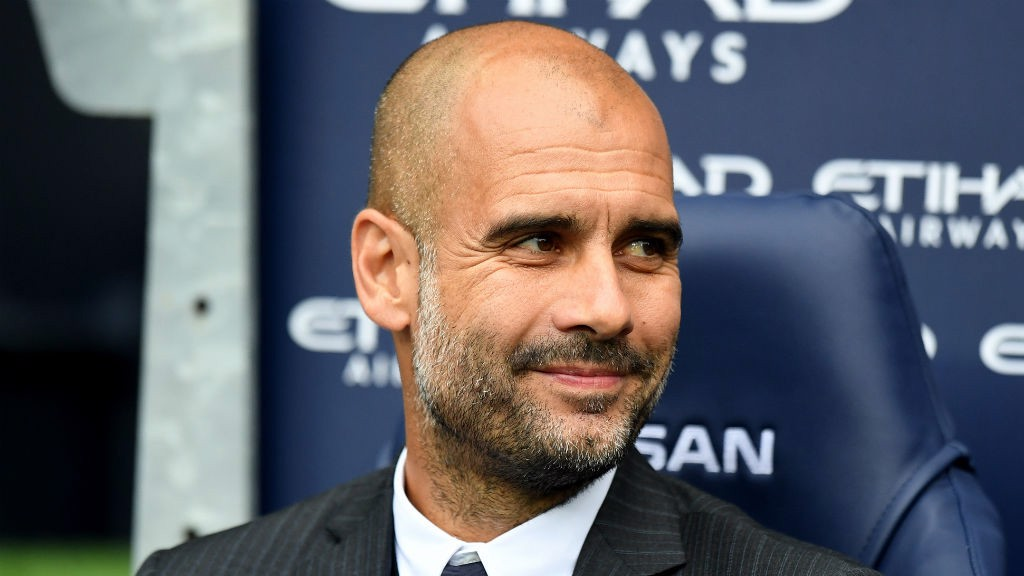 PEP: The manager has picked his second City side
