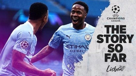 City's 2019/20 Champions League: The story so far...