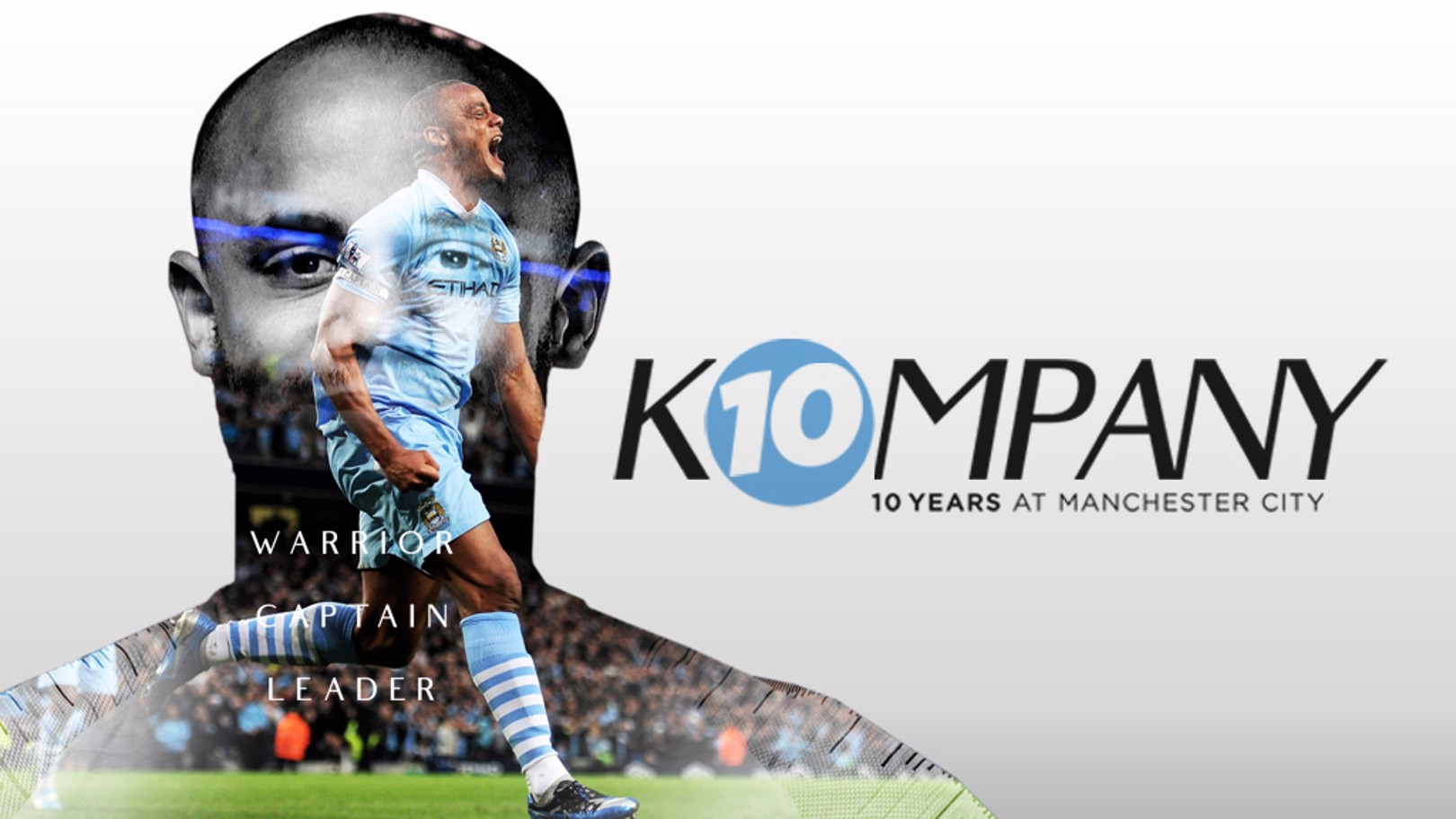 VINCENT KOMPANY: 10 Years