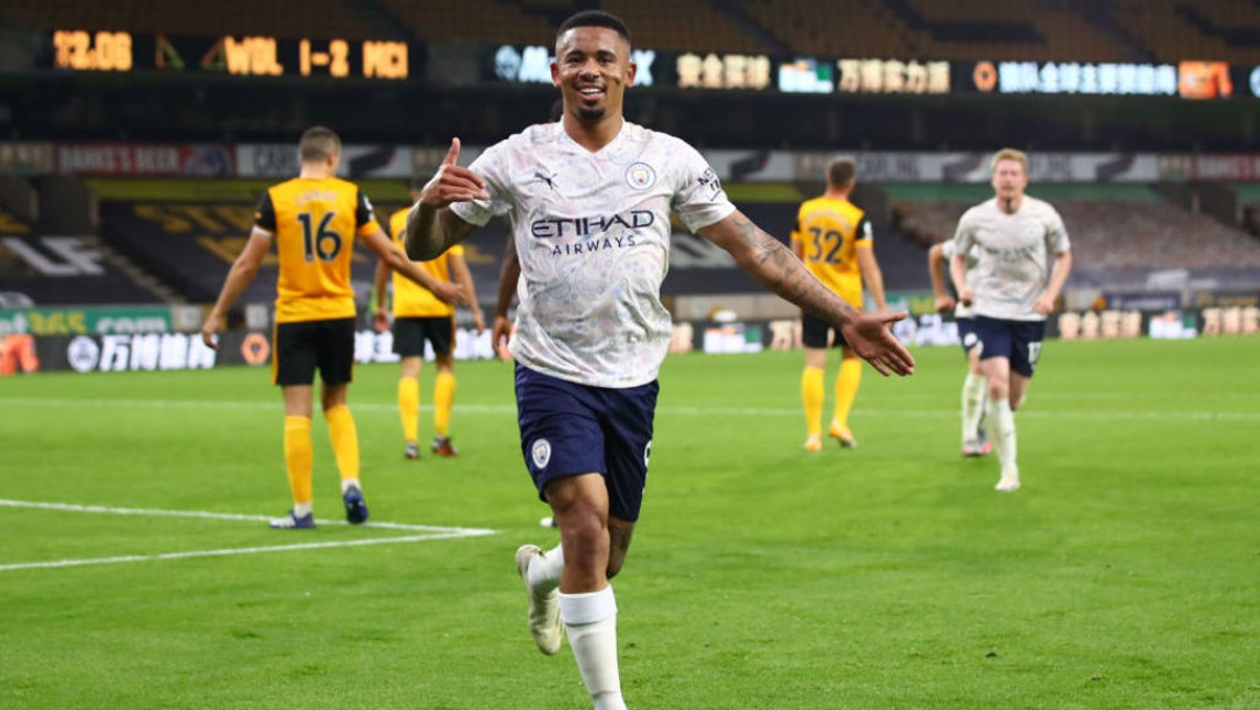 Wolves 1-3 City: resumen breve