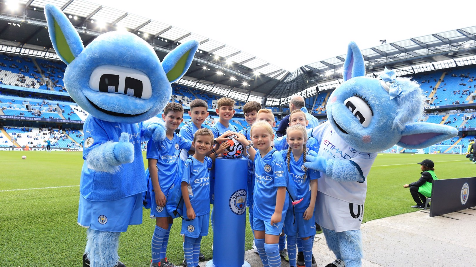 Exclusive matchday experience available for Cityzens Junior Members