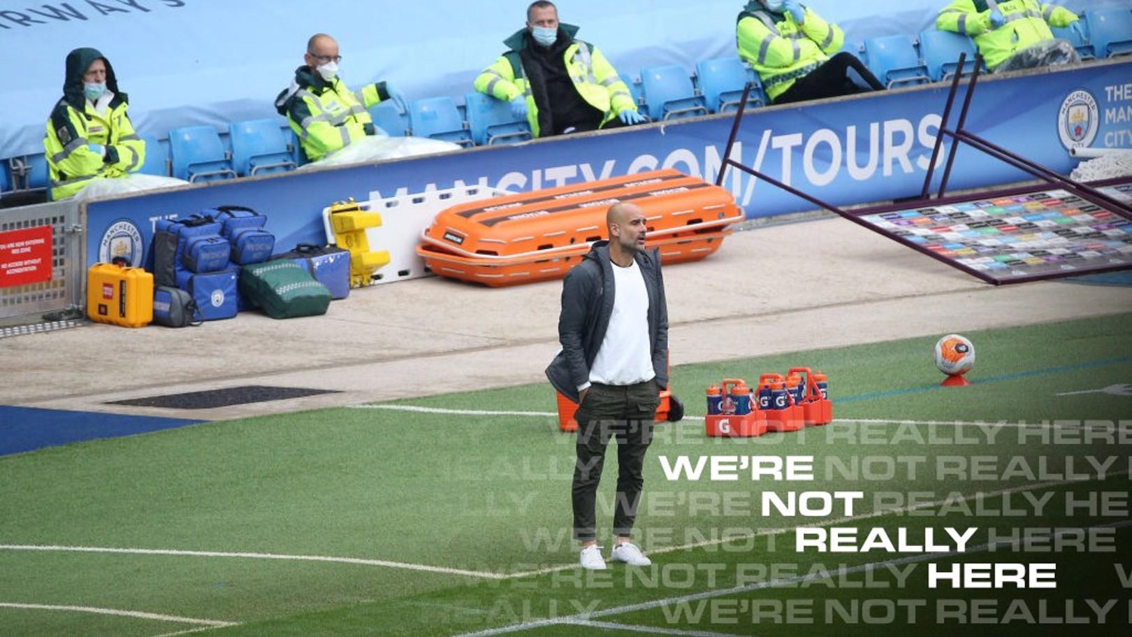 Brighton vs City: la conférence de presse