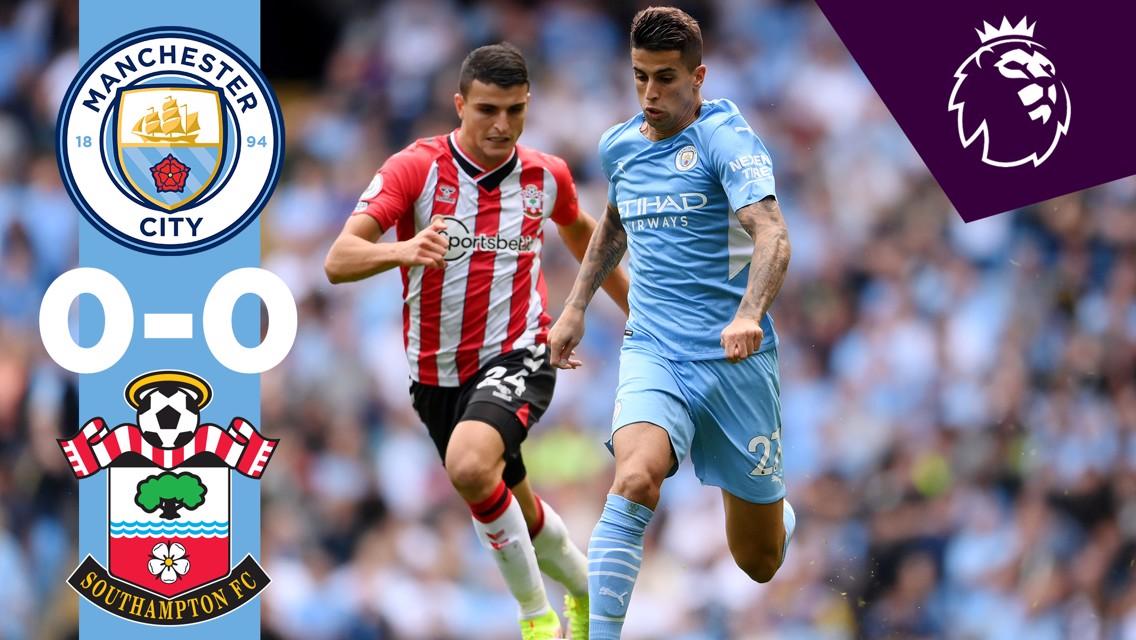City 0-0 Southampton: Cuplikan Singkat