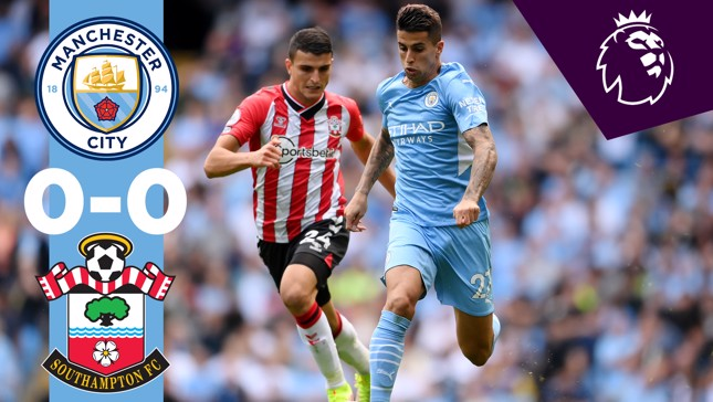 City 0-0 Southampton: Brief highlights