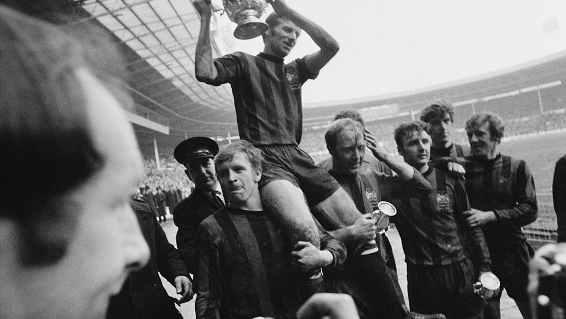 Pardoe wins the cup! 1970 League Cup final highlights