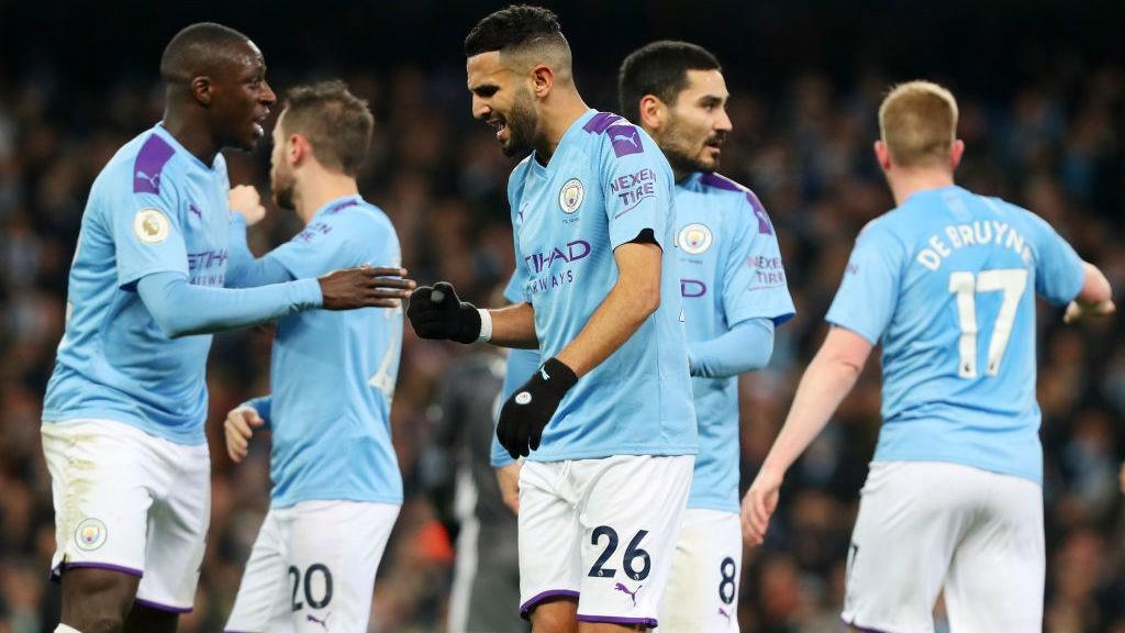 Vitória sobre o Leicester é presente de Natal!