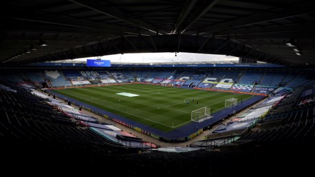 Leicester v City: Sold out
