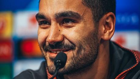 Gundogan wary of dangerous Dinamo