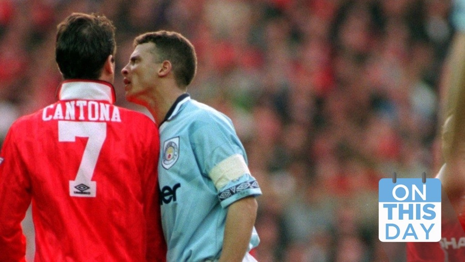 On this day: Curle penalty earns 10-man City derby draw
