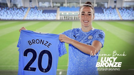 What They Said: 'Lucy Bronze is the best player in the world'