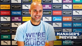 Guardiola hails 'incredible' City coaching staff