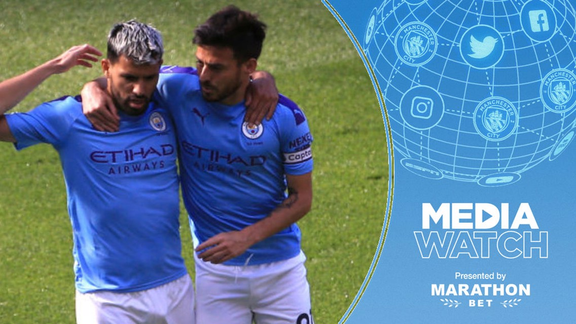 Media Watch: City aces top players of decade poll