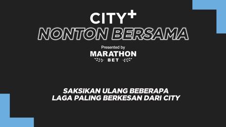 CITY+ NONTON BERSAMA