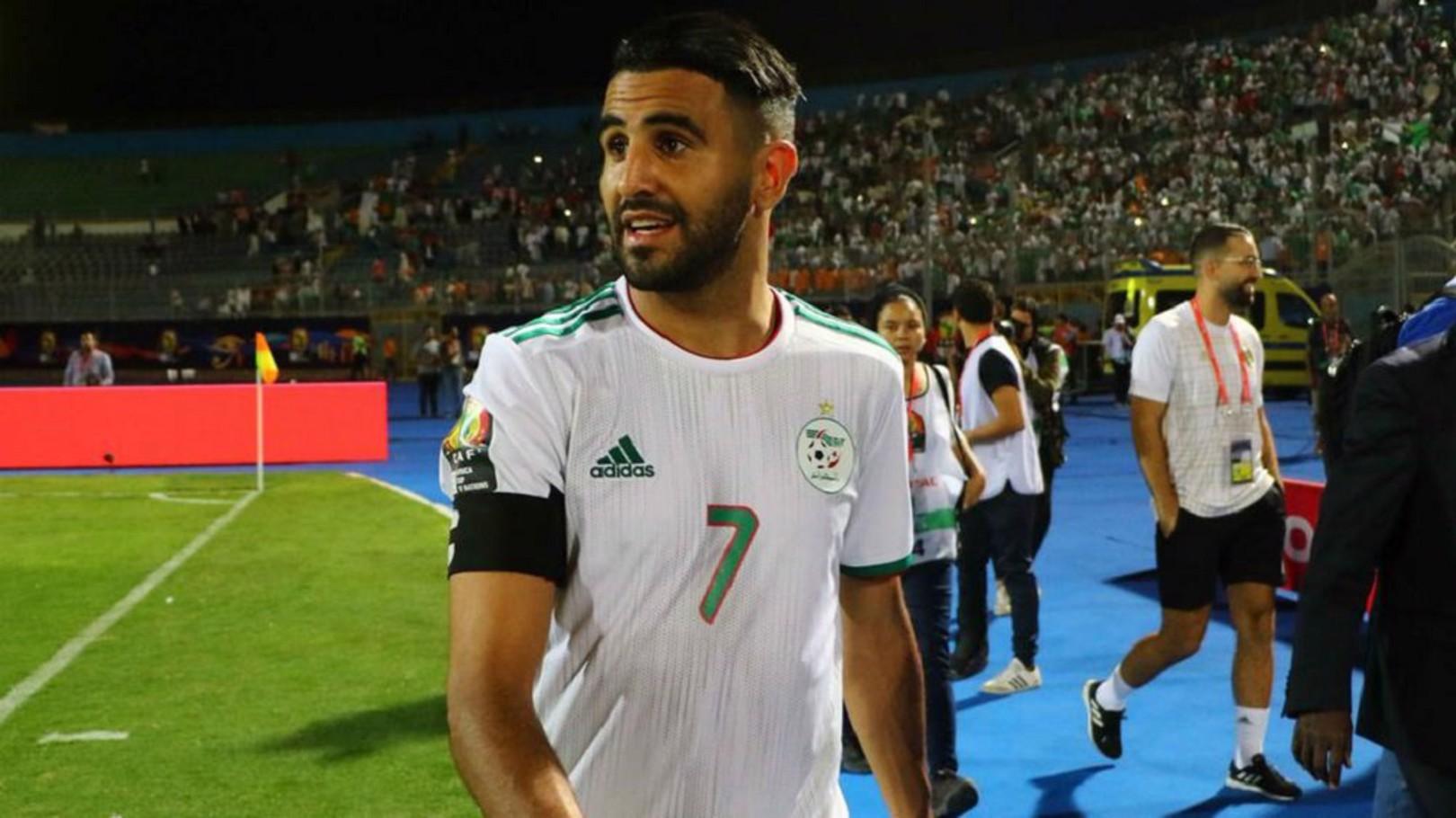 알제리와 함께 네이션스컵 결승에 진출한 마레즈