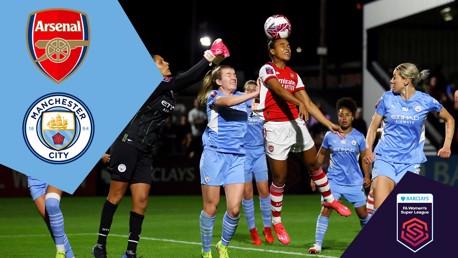 Full Match Replay: Arsenal v City
