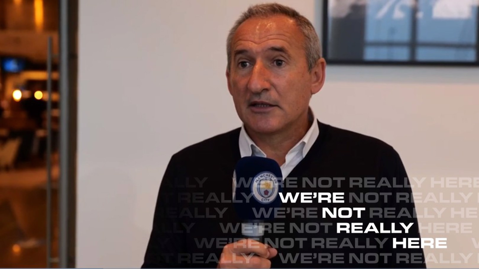 Begiristain: The big games are coming!