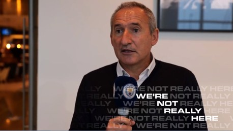 Begiristain: We will do everything we can to make Silva a Champions League winner