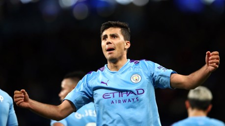 City 2-0 West Ham: resumen breve