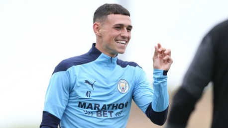Phil Foden | Journey to England