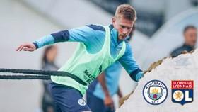 Watch: Training in Lisbon