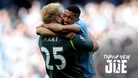 THANK YOU, JOE: Joe Hart's City career in numbers