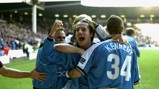 BLUE HAMMER: City legend and fans' favourite Ian Bishop