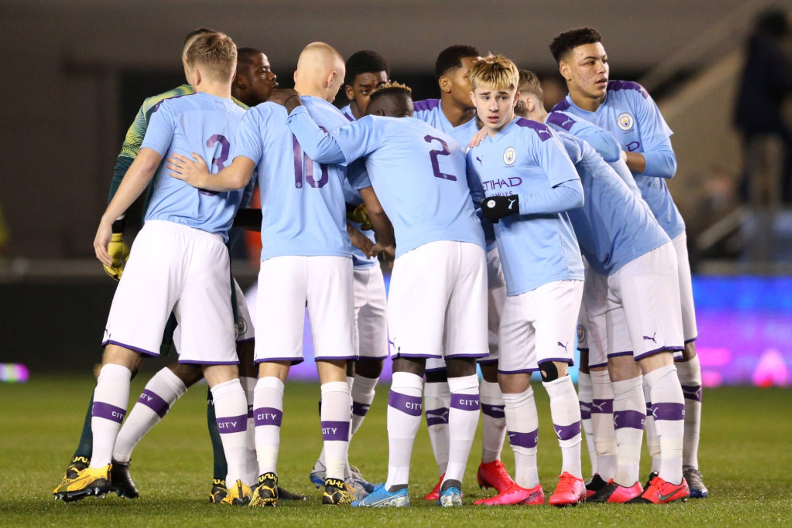 Slicker: There's more to come from U18s