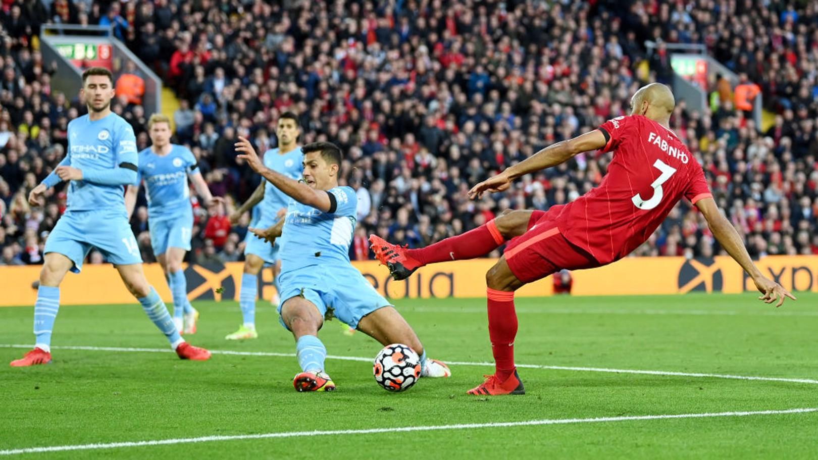 Lescott: Rodrigo's block could be the tackle of the season!