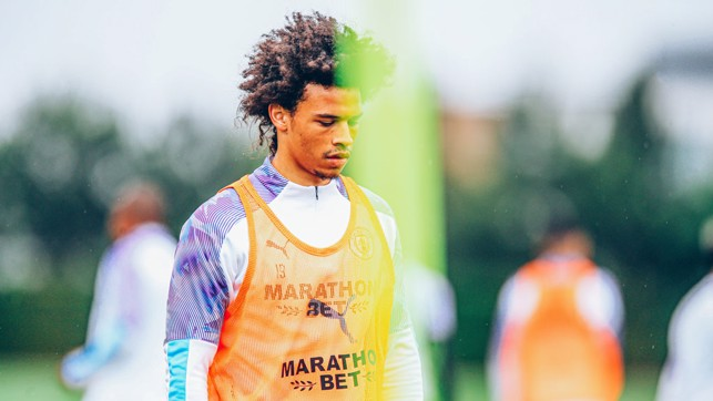 A STUDY IN FOCUS: Leroy Sane in profile