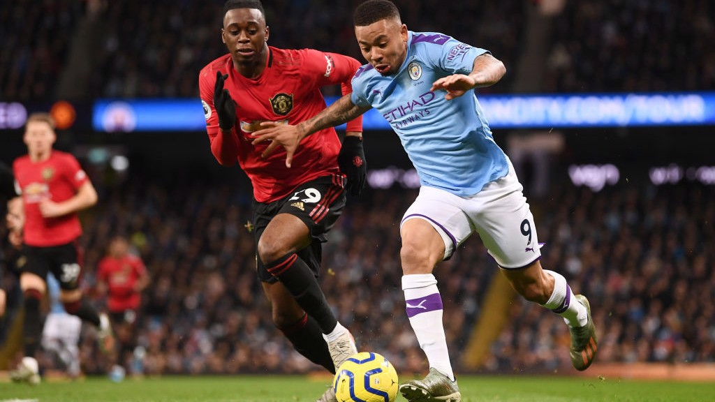 OPPORTUNITY KNOCKS? City will want derby revenge
