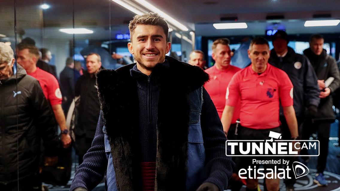 City 2-1 Everton: desde el túnel