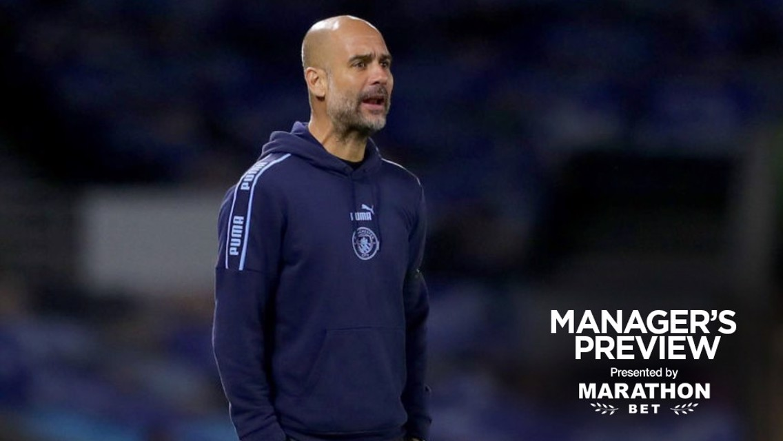 Pep Guardiola reacts to CAS decision