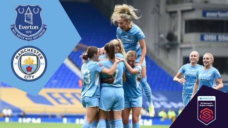 Everton 0-4 City: Full-match replay